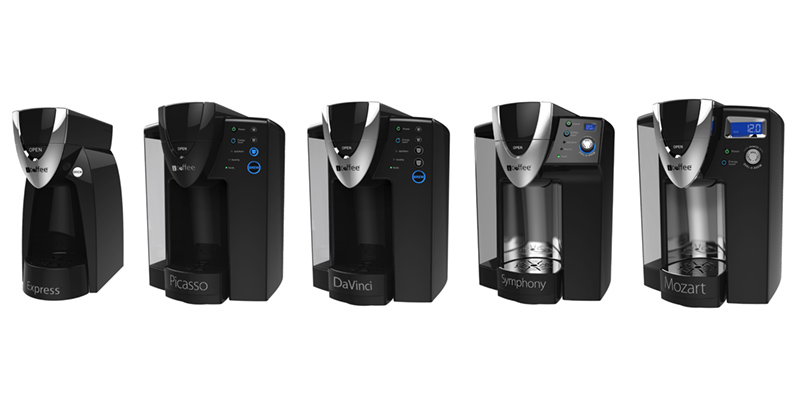 Large Capacity K-Cup Brewer