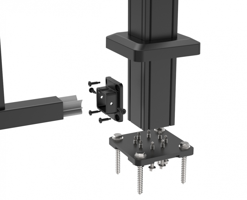 Aluminum Railing System