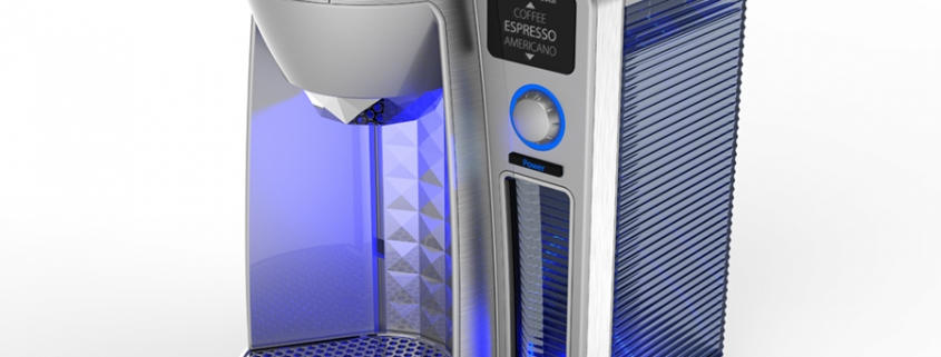 K-Cup Specialty Coffee Brewer