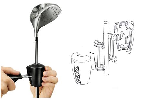 Mac Golf Club Security Device