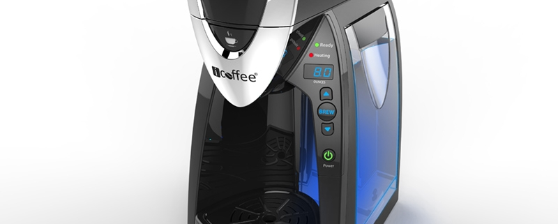 Small Capacity K-cup Brewer